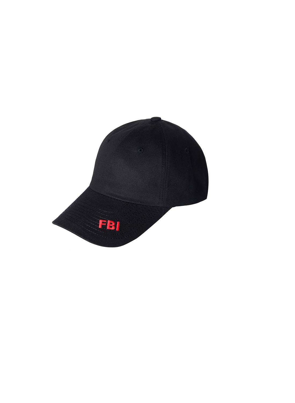 FBI VISOR BALL CAP - SAINTSHOW 세인트쇼 3b6dbe0ffca